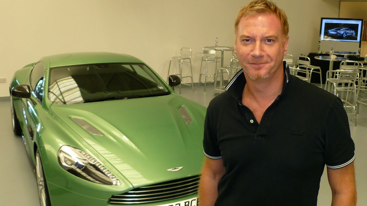 new aston martin vanquish 2013  design story present by