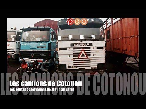Les Camions de Cotonou (POA au Bénin)