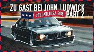 John Ludwick Part 2 - BMW e23 735i & Lada 2101  FLGNTLT USA E08