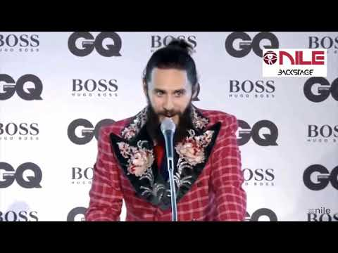 Jared Leto Funny Moments 2017-2018