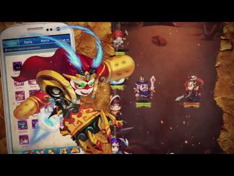 Crazy Gods – New Mobile Strategy RPG