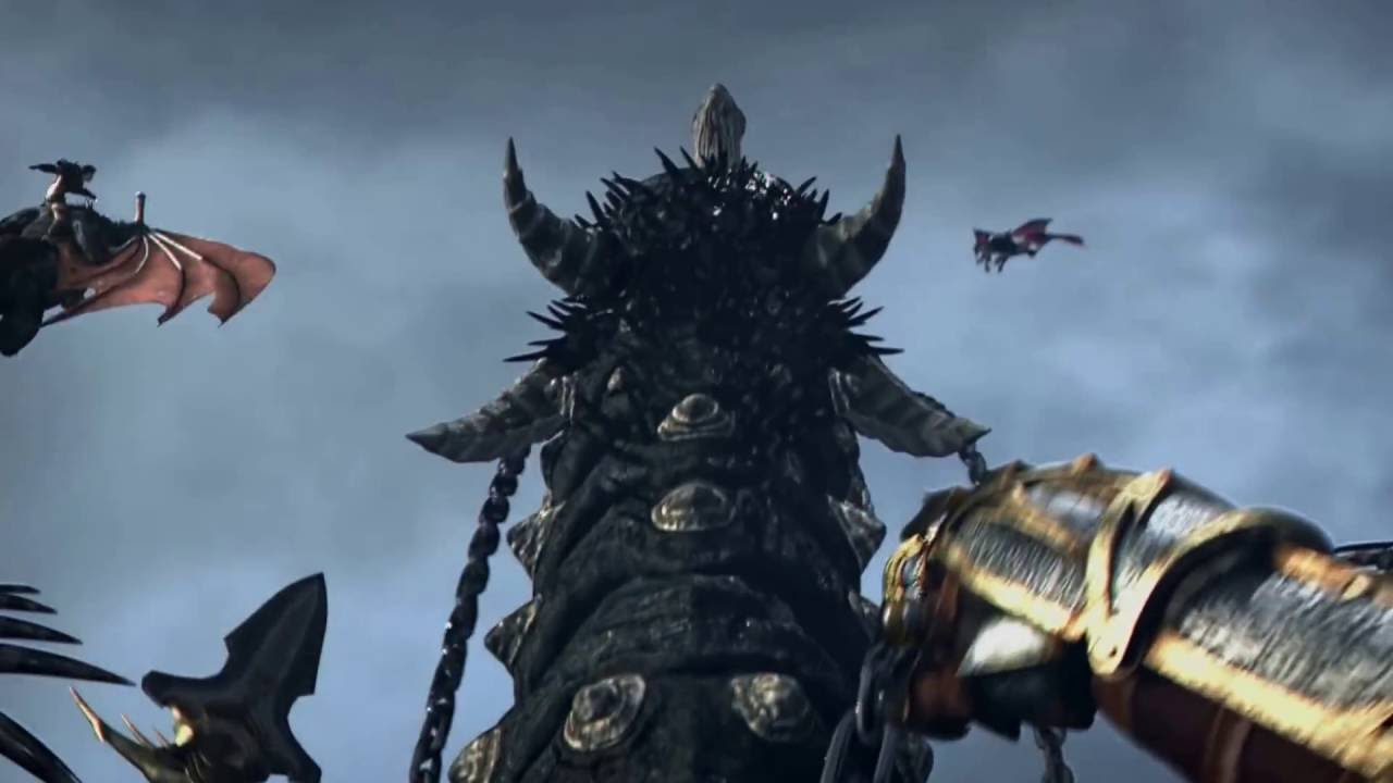 Riders of Icarus   Trailer 1080p