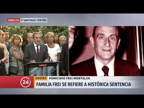 "Ex presidente Frei-Ruiz Tagle tras fallo: ""Se ha dado un paso decisivo en establecer la verdad"""