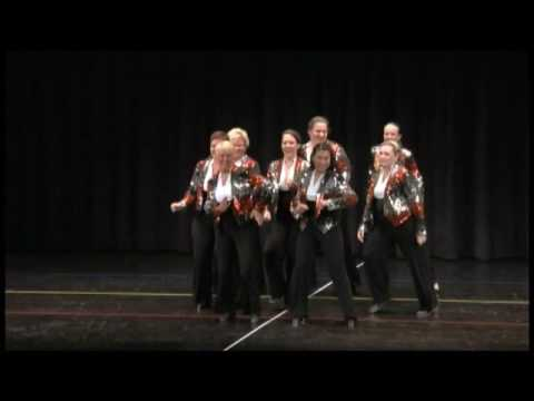 Dance Express Tap Dance Recital 2016 (Official Video)