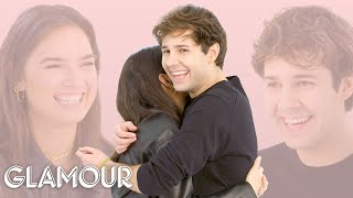 Download David Dobrik and Natalie Noel Take A Friendship Test | Glamour Mp3 and Videos
