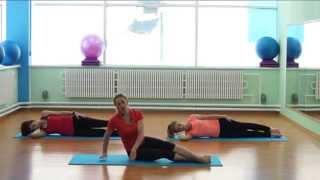 Pilates для начинающих. Обучение базовым упражнениям & Курбатова Татьяна