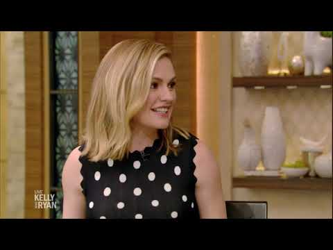 Anna Paquin Met Her Husband on the Set of
