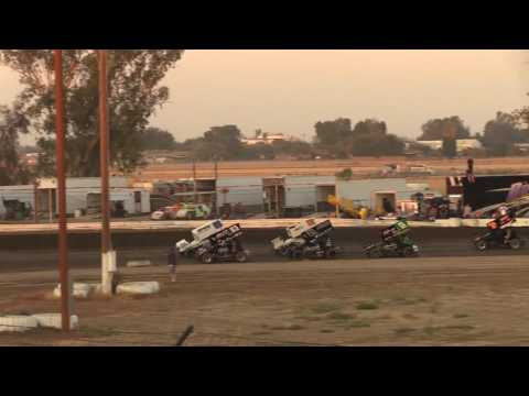 Giovanni Scelzi 8-5-16 Heat Race King og Kings Kings Speedway Hanford