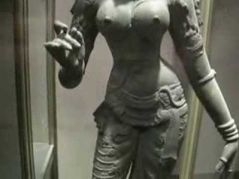 Most Exquisite Chola Bronze - Parvati