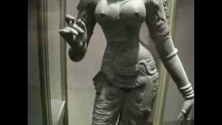 Most Exquisite Chola Bronze - Parvati