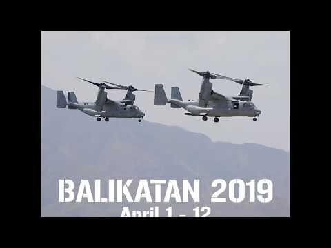 Exercise Balikatan 2019