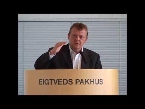8. Sundhedspolitiske ministererindringer, temadag 2006. Minister Lars Løkke Rasmussen