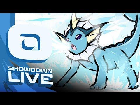 """""""GSC CUP ROUND 1"""" aim vs. Mazz! Pokemon GSC OU Showdown Live w/PokeaimMD"""