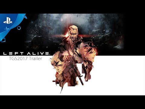 LEFT ALIVE - TGS 2017 Announcement Trailer | PS4