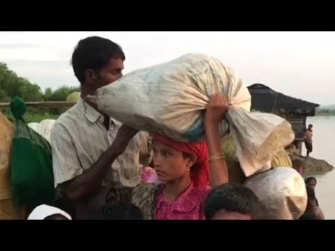 UN Security Council presents united front against violence in Myanmar