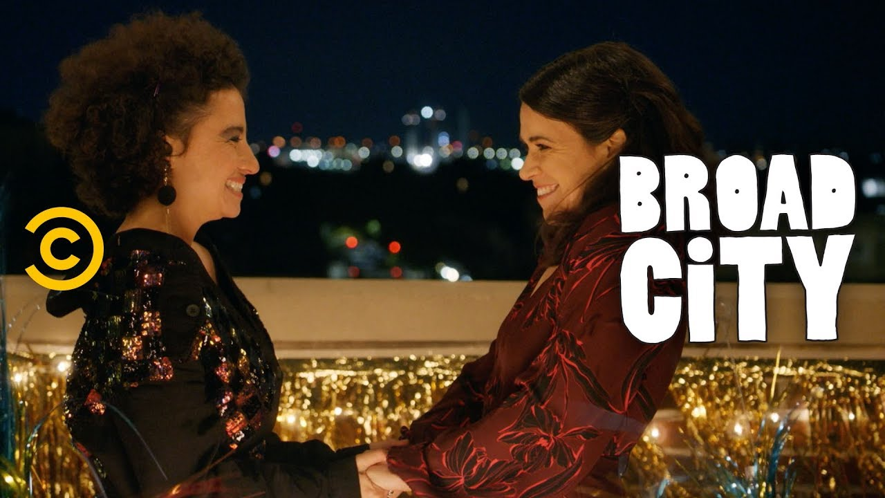 Download Ilana Gives Abbi a Send-Off Fit for a Kween - Broad City