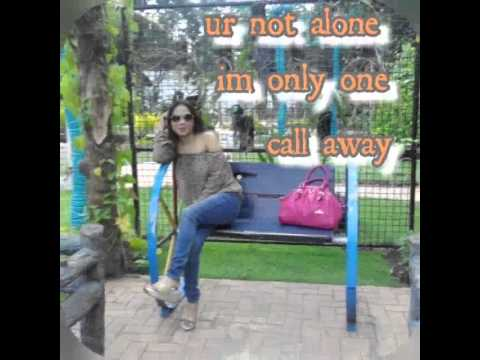 《One call away 》lyrics by charlie putt