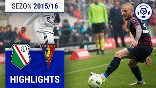 Legia Warszawa - Pogoń Szczecin 3:0 [skrót] sezon 2015/16 kolejka 37