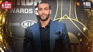 Rudy Gobert Wins the Kia Defensive Player of the Year | 2019 NBA Awards