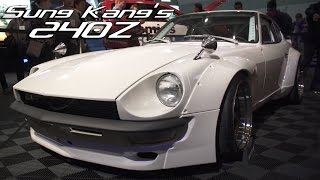 video thumbnail of Fast & Furious Sung Kang's (Han) Datsun 240Z in Gran Turismo - SEMA 2015 - FuguZ Built by GReddy