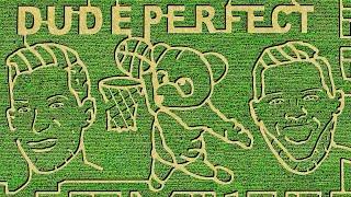 Dude Perfect Corn Mąze | Nerf Battle
