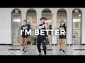 im better   missyelliott dance video besperon choreography