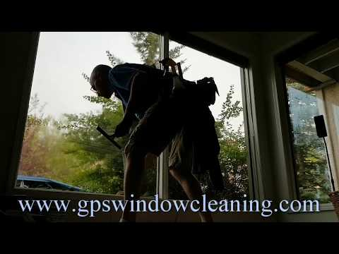 GPS Window Cleaning - Commercial
