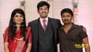 #Mankatha #Chennai 28 #Ashwin Kakumanu ties the knot
