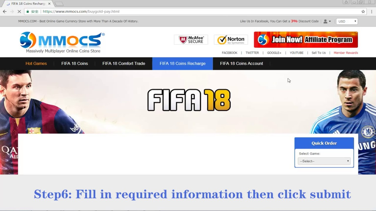 Websites for fifa 18 coins fifa 2018 fut pace team