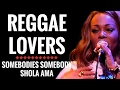 Shola Ama - Somebody's Somebody - Reggae Lyric  2017 | Necessary Mayhem |