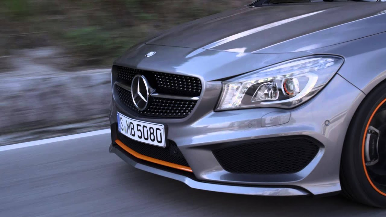 Mercedes Cla Shooting Brake Youtube