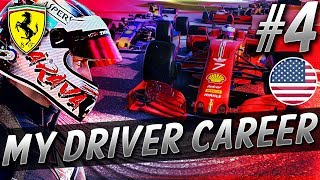 FIRST EVER F1 SPRINT RACE!!! NEW FORMAT RACE! - F1 MyDriver CAREER S8 PART 4: USA
