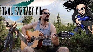 Final Fantasy 7 Main Theme Acoustic Cover (Little V)