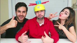 تحدي الرأس المبلل || Wet Head Challenge || خلف الكواليس - Rami TV