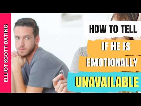 5 Signs He Is Emotionally Unavailable And Can't Date You Right Now