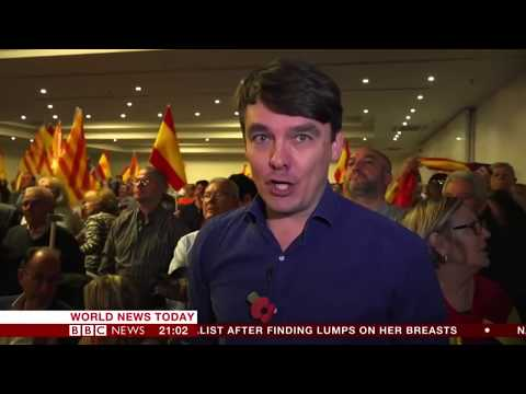 CATALAN CRISIS: SPAIN'S RAJOY VOWS | WORLD NEW TODAY