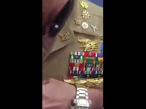 STOLEN VALOR ALERT ! WALMART IN MARGATE FLORIDA