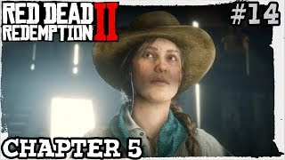A REAL COWBOY PLAYS | Red Dead Redemption 2 | Gameplay Walkthrough | PART 14