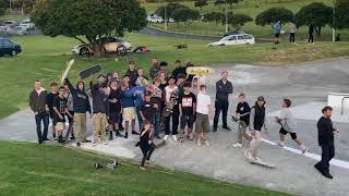 East Skate Jam - Lloyd Elsmore , Auckland, New Zealand