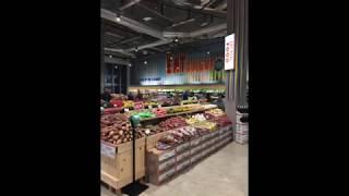Whole Foods Burbank Grand Opening, Team Sorrentino