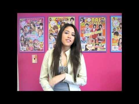 JASMINE V Talks About Justin!