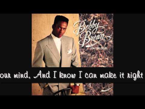 Rock Wit' Cha (with lyrics), Bobby Brown [HD]