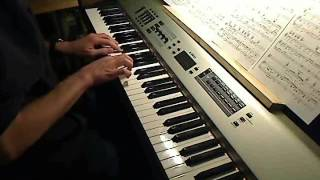 "Only Hope (orig. perf. by Mandy Moore; from ""A Walk to Remember"") (Piano Cover)"