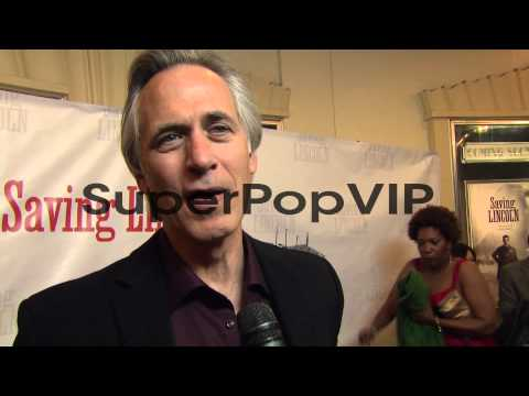 Tom Amandes on his role as Lincoln and what s...