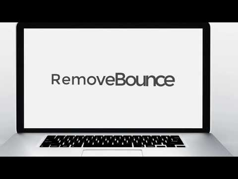 Remove hard bounce from any email list the cheapest in the industry