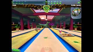 (Yoshi Tv.) Zombie Bowl-O-Rama (Sport Funny Game)