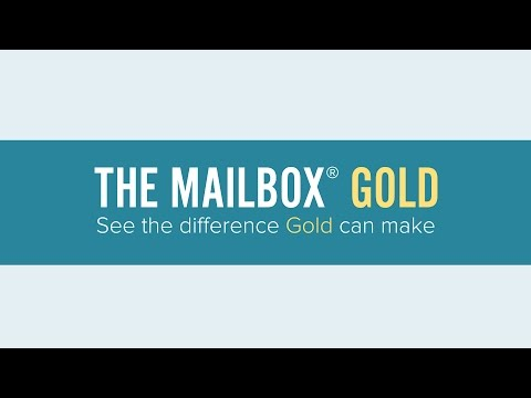 The Mailbox® Gold