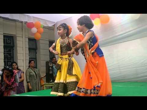 Radha Teri Chunri by Navya at St Michael Satna MP