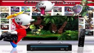 Baixar tema Hyperspin (Nintendo wii)
