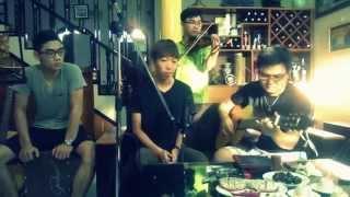 Yêu xa cover guitar ft.violin